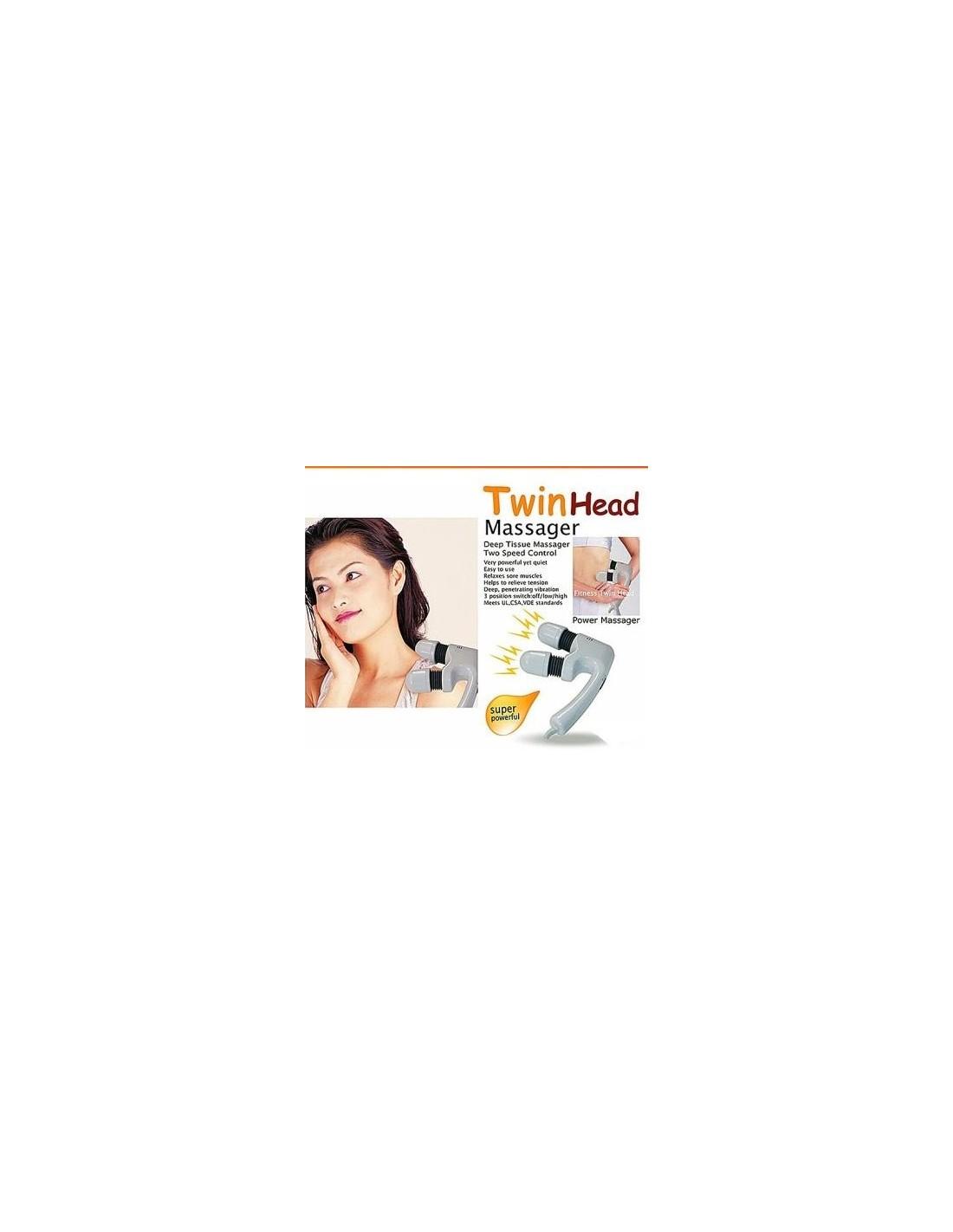 twin head vibrator