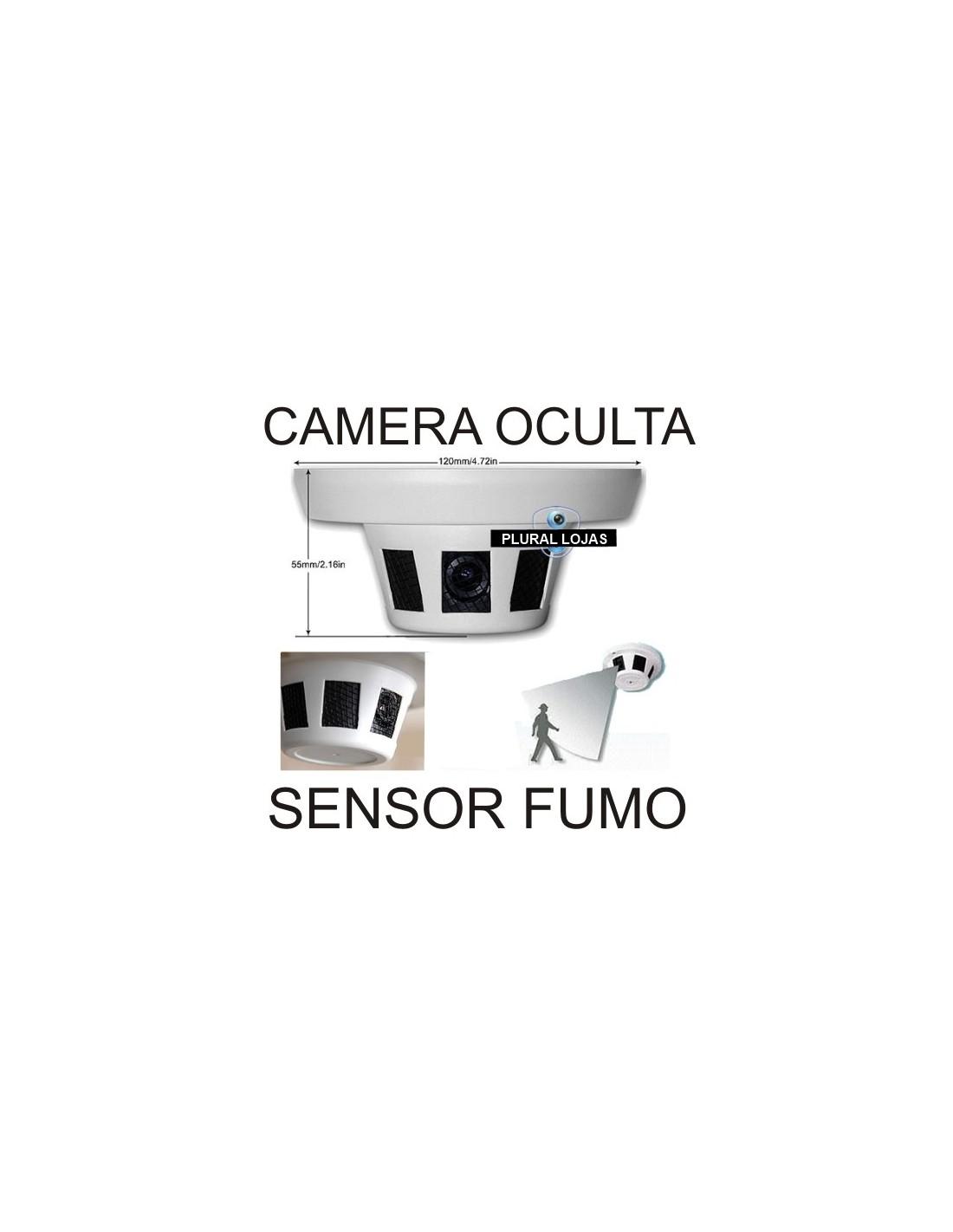 Camera sensor fumo - Camera de vigilancia ...