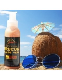 AFTER SUN URUCUM E ALOE VERA 300 ML