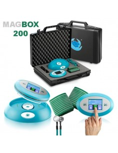 MAG BOX200 MAQUINA DE MAGNETOTERAPIA SEM FIOS