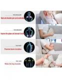 Massageador Shiatsu com Infravermelhos Termoterapia