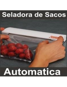 SELADORA DE SACOS PLÁSTICOS AUTOMATICA