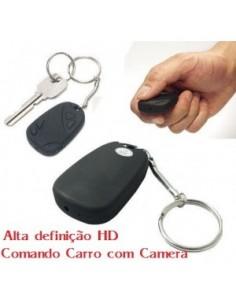 COMANDO SPY COM CAMERA OCULTA