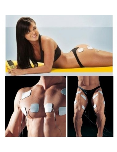 Globus My Stim 2 Electroestimulador Muscular 45 programas CORPO-TRATAMENTOS