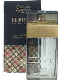 HEIRLOOM 100ML CREATION LAMIS / BURBERRY BRIT MEN
