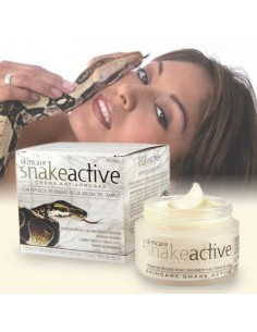 CREME VENENO SERPENTE SNAKE ACTIVE 50 ML
