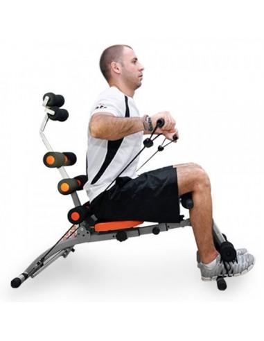 SIX PACK CARE BANCO DE MUSCULAÇÃO Maquinas Ginática / Musculação