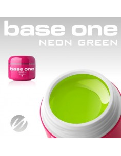 GEL UV DE CÔR NEON GREEN