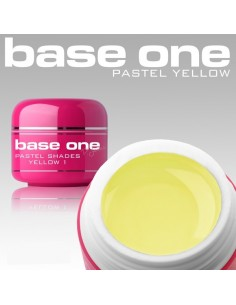 GEL UV DE CÔR PASTEL YELLOW