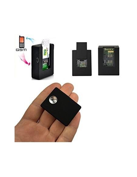 BUG GSM SPY ESPIA MICROFONE AUDIO  0
