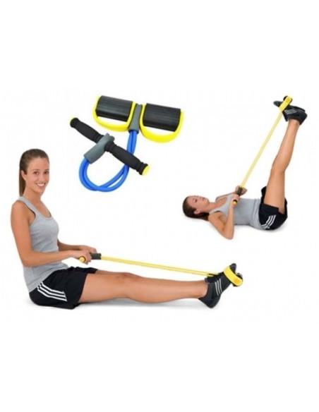 ACESSÓRIO EXERCITADOR DE ABDOMINAIS E FITNESS Acessórios Fitness/Musculação