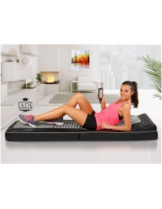 CAMA THERMO JADE MASSAGE 3 D SHIATSU