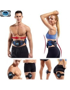 Gym Form Abs-A-Round Pro Electroestimulador