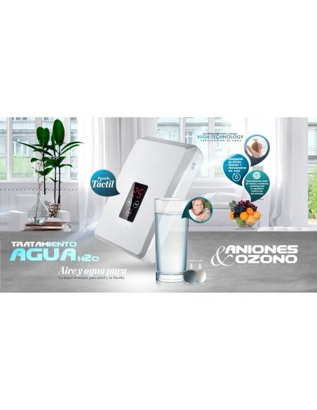 GERADOR DE OZONO PORTÁTIL 600 mg/h MAQUINAS DE OZONO