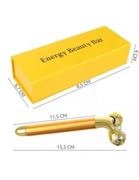 ENERGY BEAUTY BAR VIBRAÇÃO 3D RUGAS Estectica e Bem Estar