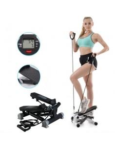 STEPPER COM CORDAS Maquinas Ginática / Musculação