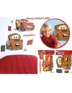 STICKERS QUARTO DISNEY PIX CARS