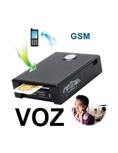 GSM SPY BUG ESPIA ESCUTAS TELEFÓNICAS SENSOR VOZ