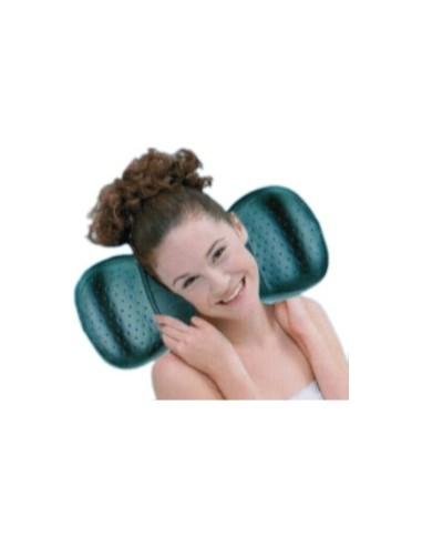 Almofada Cervical de Massagem em Pele Aparelhos de Massagem