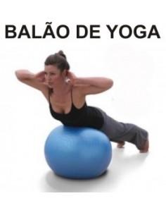 BOLA IOGA / BALÃO DE YOGA PARA GINASTICA