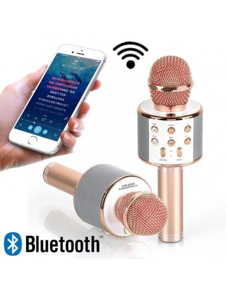 Microfones e Megafones
